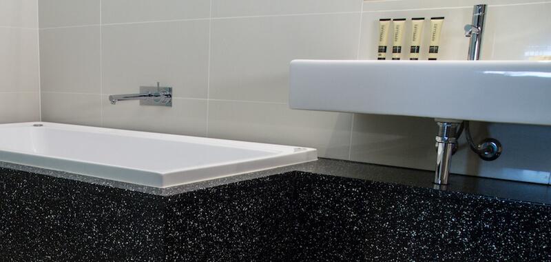 stone bathrooms repairs, polishing, sealing sunshine coast